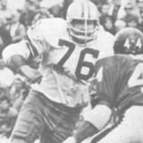 John Niland, Dallas Cowboys, 1966-1975