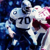 Dallas Cowboys Hall of Fame Tackle Rayfield Wright