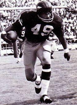 Bobby Mitchell, Washington Redskins, 1962-1968