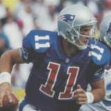 Patriots QB Drew Bledsoe