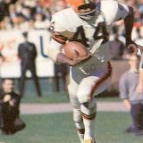 Leroy Kelly, Cleveland Browns Halfback 1964-1973