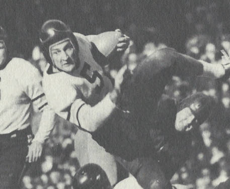 George McAfee of the Chicago Bears
