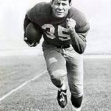 Pete Pihos, Hall of Fame End for the Philadelphia Eagles