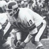 Brad Van Pelt New York Giants Linebacker 1973-1983