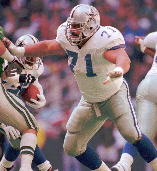 Mark Tuinei, Dallas Cowboys 1983-1997