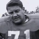 Alex Karras of the Detroit Lions