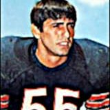 NFL Doug Buffone Bears Linebacker