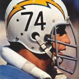 Ron Mix, San Diego Chargers 1960-1969