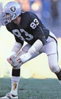 15-year veteran linebacker Ted Hendricks