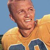 Los Angels Rams Receiver Del Shofner.
