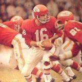 Len Dawson, Kansas City Chiefs Quarterback 1962-1975