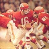 Len Dawson, Kansas City Chiefs Quarterback 1962-1975