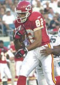 Derrick Alexander, Kansas City Chiefs Receiver