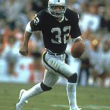 Marcus Allen, Oakland Raiders
