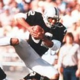 NFL Hall of Fame Running Back Marcus Allen