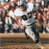 Dave Casper, Hall of Fame Tight End, Oakland Raiders