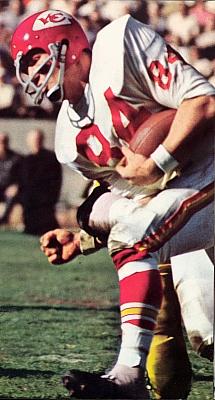 Fred Arbanas, Tight End, Kansas City Chiefs