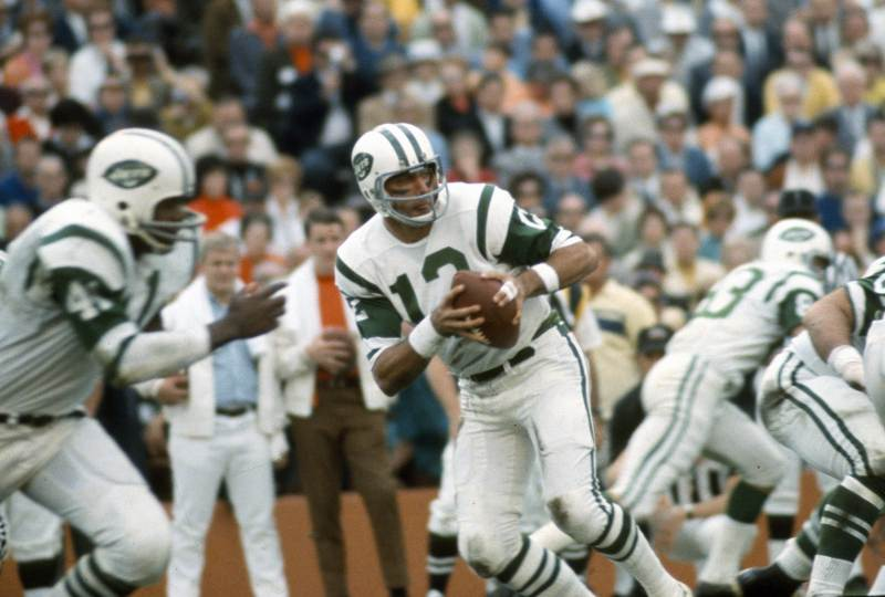 Image result for joe namath super bowl 3