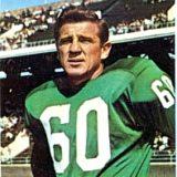 Chuck Bednarik, Philadelphia Eagles, 1949-1962