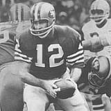 San Francisco 49ers NFL Quarterback John Brodie
