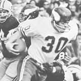 Bill Brown, Minnesota Vikings Running Back 1962-1974