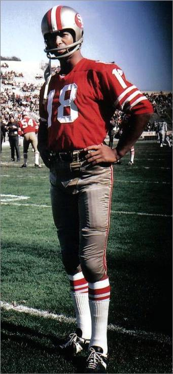 Gene Washington, San Fransisco 49ers receiver