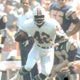 NFL Receiver Paul Warfield, 1964-1977