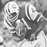 Matt Snell of the New York Jets
