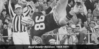 Read more about the article Boyd Dowler