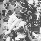 Jim Nance of the Boston Patriots 1965-1971