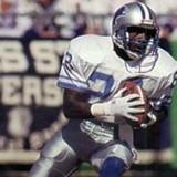 Kick Returner Mel Gray of the Detroit Lions