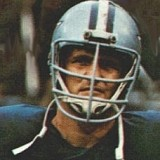 Ralph Neely, Dallas Cowboys All Pro Lineman, 1965-1977