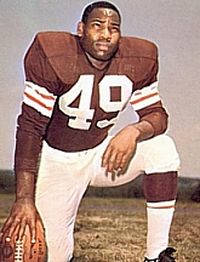 Bobby Mitchell, Cleveland Browns Runninback/Kick Returner, 1958-1961