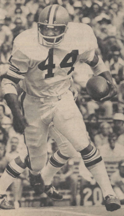 Leroy Kelly Browns Halfback