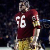 Myron Pottios, Washington Redskins 1971-1973
