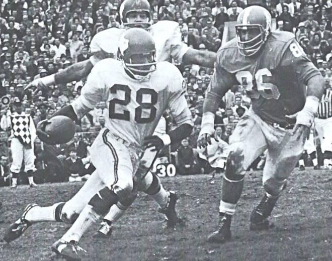 Abner Haynes, 1960 AFL Rookie of the Year
