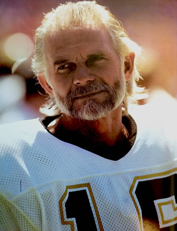 Saints Quarterback Kenny Stabler at 38 years old.