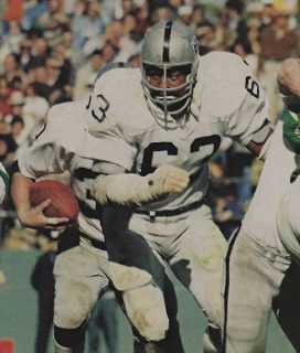 Oakland Raiders All Pro Gene Upshaw