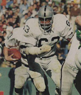 Oakland Raiders All Pro Gene Upshaw