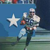 Preston Pearson of the Dallas Cowboys