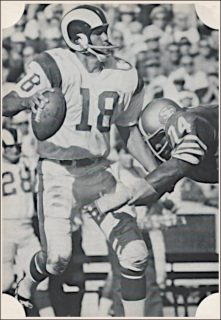 Roman Gabriel, the NFL's 1969 MVP