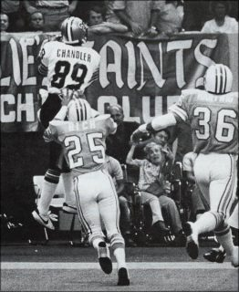 Wes Chandler TD Catch in 1981