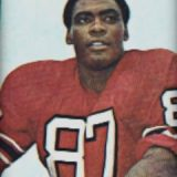 Claude Humphrey Atlanta Falcons Defensive End