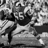 Tom Mack Rams Hall of Fame Offensive Lineman