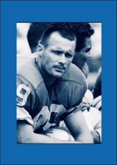Gail Cogdill Detroit Lions Receiver 1960 to 1970