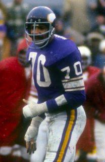 Jim Marshall Minnesota Vikings Defensive End