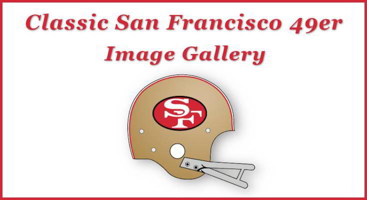 San Francisco Football History Image Gallery
