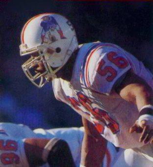 Andre Tippett New England Patriots