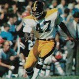Pittsburgh Steelers Defensive Back Marv Woodson 1964-1969