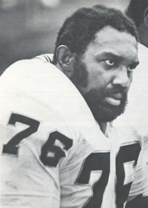 Bob Brown NFL Hall of Fame